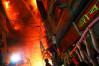 Blazing fire killed at least 70 people in Dhaka, Bangladesh capital