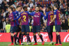 Barcelona put one hand on La Liga title