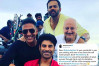Great to see you with my favorite people: Anupam posts for Sikandar on Sooryavanshi