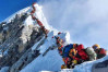 Everest Summits smashes records with 885 climbers; fatal bottlenecks on the peak